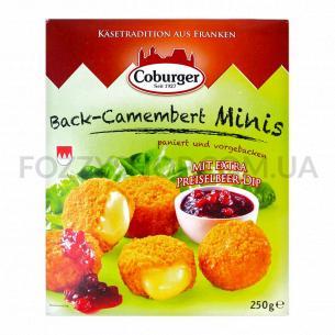 Сыр Coburger Камамбер д/запекан с соусом 45% кор/м