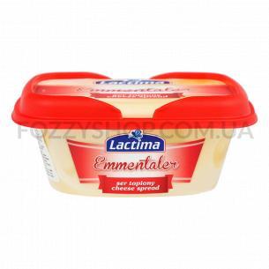 Сыр плавленый Lactima Эмменталь 52,5%