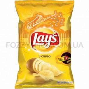 Чипсы Lay`s картофельные с солью 133г