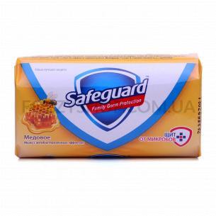 Мыло туалетное Safeguard Медовое