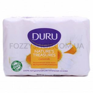 Мыло Duru Nature`s Treasures Ромашка