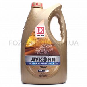 Масло моторное Lukoil Люкс SAE 10W-40 API SL/CF