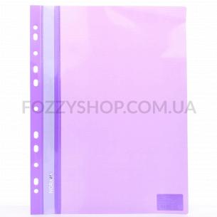 Папка-скоросшиватель А4 фиолет 03040367 Norma