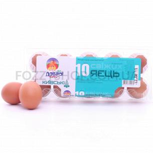 Яйца Від доброї курки Киевские С1