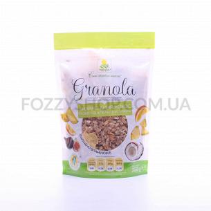 Гранола Терра кокос струж-цукат тропич фруктов