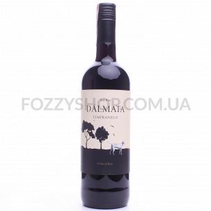 Вино Dalmata Tempranillo