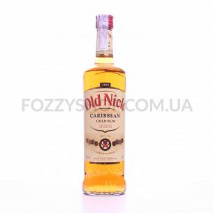 Ром Old Nick Gold Rum