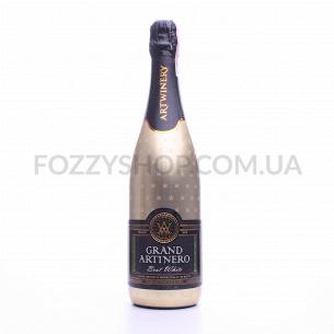 Вино игристое Grand Artinero Brut White