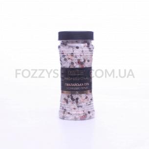 Соль Приправка пищевая гималайская со смесью перцев