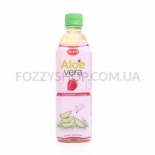 Напиток Aleo Алое Вера со вкусом клубники