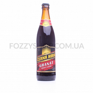 Пиво Cerna Hora Granat темное