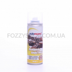 Полироль пластика Autoexpert ваниль