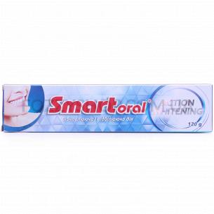 Паста зубная Smartoral отбеливающая
