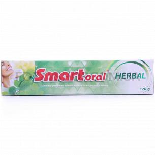 Паста зубная Smartoral травяная