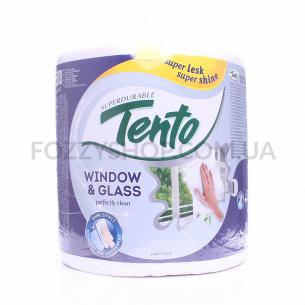 Полотенце бумажное Tento Window&Glass