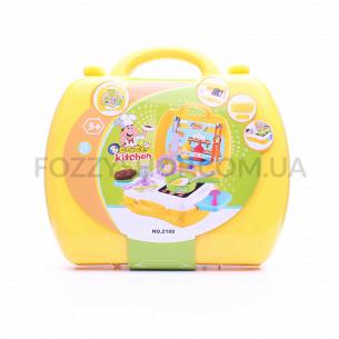 Набор игрушечный Веселая кухня D1