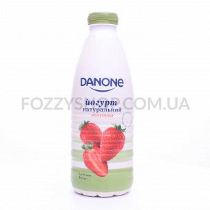 Йогурт Danone Клубника питьевой 1,5% пэт