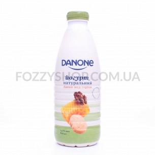 Йогурт Danone Банан-мед-орехи питьевой 1,5% пэт