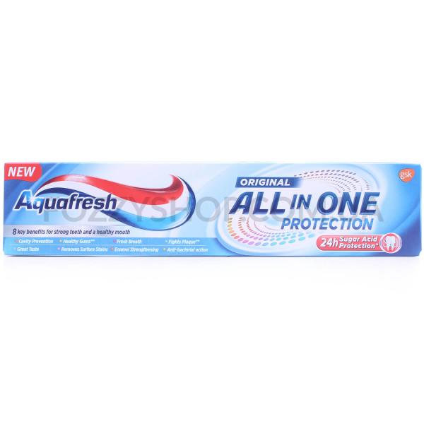 Паста зубная Aquafresh All in one Защита