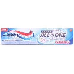 Паста зубная Aquafresh All in one Отбеливающая