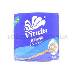 Бумага туалетная Vinda