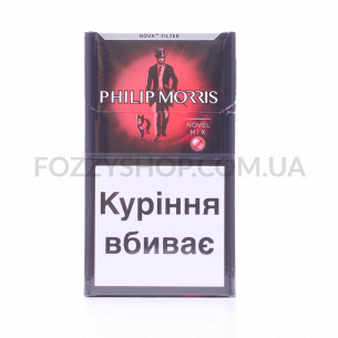 Сигареты Philip Morris Novel Mix Summer