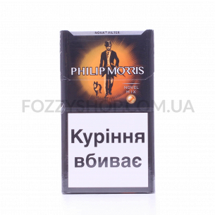 Сигареты Philip Morris Novel Mix Sun