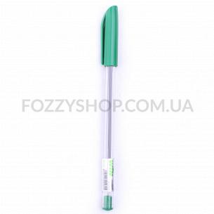 Ручка масляная WIN Tick зеленая 0,7мм