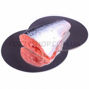 Семга (лосось) спецразделки охлажденный