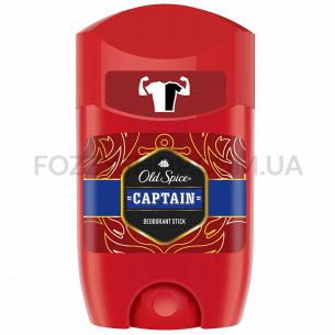 Твердый дезодорант-антиперспирант Old Spice Captain  50 мл