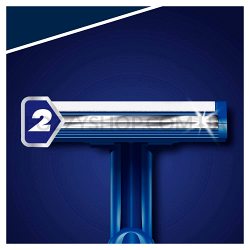 Бритвы одноразовые Gillette Blue 2 (5 шт)