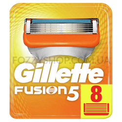 Сменные картриджи для бритья Gillette Fusion5 (8 шт)