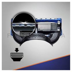 Сменные картриджи для бритья Gillette Fusion5 ProGlide (4 шт)
