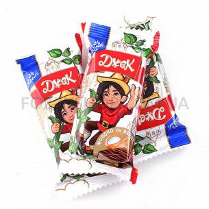 Конфеты Konti Джек с молоком и сливками