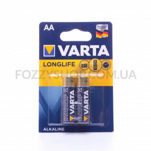 Батарейки Varta Longlife AA LR6