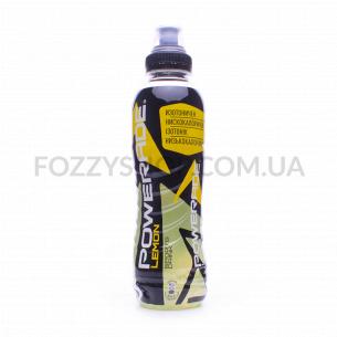 Напиток Powerade лимон б/алк негазированный