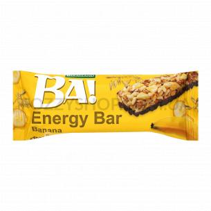 Батончик Bakalland злаковый банан-шоколадн глазурь
