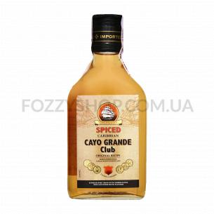 Напиток на основе рома Cayo Grande Club Spiced