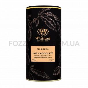 Шоколад горячий Whittard Cocoa 70%