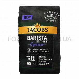 Кофе зерно Jacobs Barista Espresso натуральный