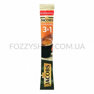 Напиток кофейный Jacobs 3в1 карамель