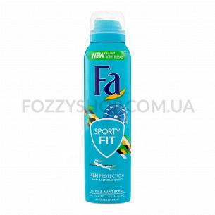 Дезодорант-спрей Fa Sporty Fit