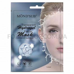 Маска для лица Mondsub Tranparent гидрогелевая