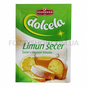 Сахар лимонный Dolcela