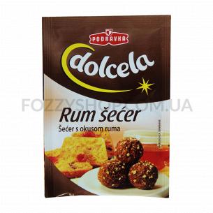 Сахар ромовый Dolcela