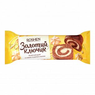 Рулет Roshen Золотий ключик