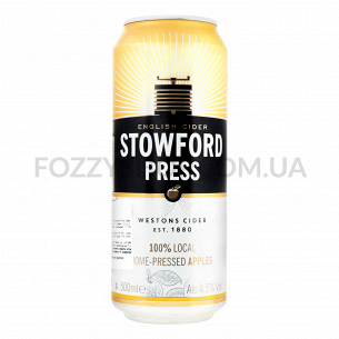 Сидр Westons Stowford Press ж/б