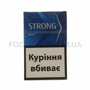 Сигареты Strong синий с фильтром