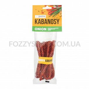 Кабаноси Дмитрук Onion свинные с луком в/к