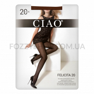 Колготки женские Ciao Felicita 20 daino р.2